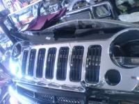 2005 2007 jeep liberty panjur krom