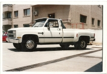 chevrolet 1986 c30 custom deluxe dually