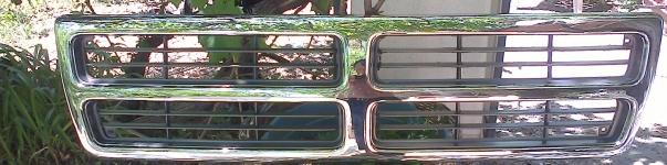 DODGE YEDEK PARÇA-dodge van minibüs panjur 1994 1995 11997 1997 55054636